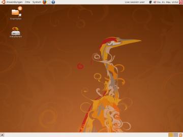Willkommen bei Ubuntu!
