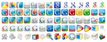 Googles verworfene Favicons