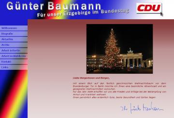 Günter Baumann Online