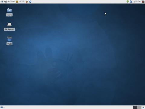 Das neue Aubuntu-Artwork in Jaunty Jackalope