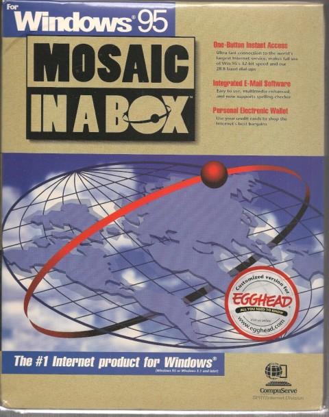 Mosaic in a box OVP