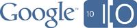 Das Logo von Google I/O